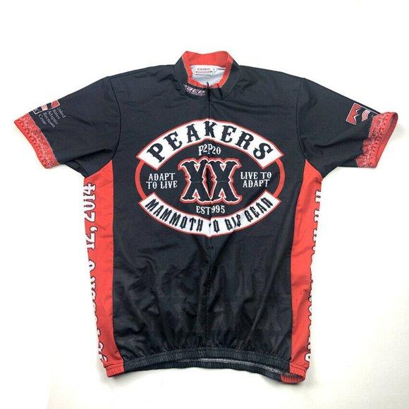 Pace Sportswear Cycling Jersey Men's Peakers